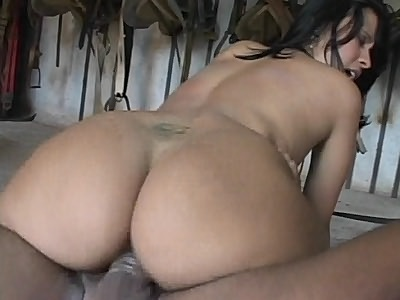 prick Crammed Latina Evelyn