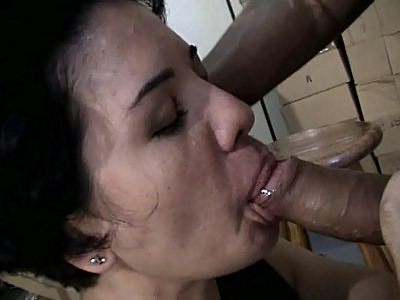 Cock Munching Latina Claudia